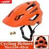 BATFOX Homens Capacete Da Bicicleta Capacete de Mountain Bike XC TRAIL MTB Ultraleve Capacete Estrada Integ-Moldado cruz Ciclo Ciclismo BMX capacete 28