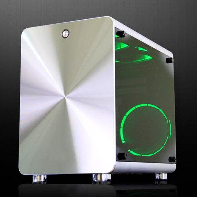 Q2 Itx Mini Case Horizontal Itx Enclosure PC Computer Cabinet Mini 5