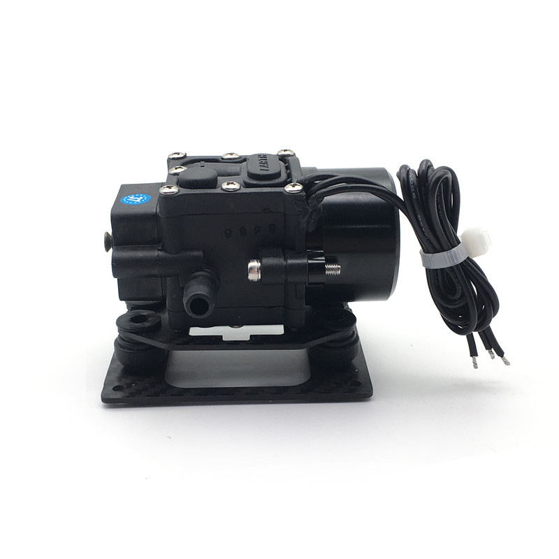 Agricultural Plant Protection Unmanned Aerial Vehicle Fight Drugs Pesticide Spraying Brushless Pump 12v24v Used In DJI MG-1 Tian