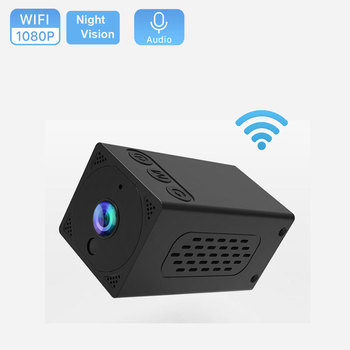 HD 1080P 720P Wireless Wifi mini Camera Home Security Two Way Audio IR Cam Dvr Night Vision Mini Camcorder Loop Video Recorder 1080p h 264 camera wifi mini camera ir night vision wifi cam mini dv dvr camcorder