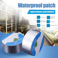 2019 Hot Waterproof Self-adhesive Tape Aluminum Butyl Foil Heat Shield for Roof Pipe Repairing MAL999 #2