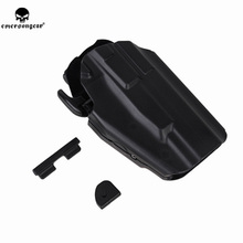 Emerson emersongear 579 Tactical Pistol Holster Right Hand Airsoft Military Gear with Belt Clip