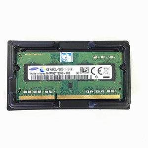 Samsung DDR3 4GB 1RX8 PC3L-12800S -11 Laptop ram ddr3 4gb 1.35v used in good condition
