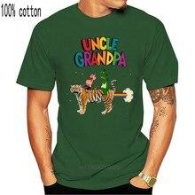 Детские винтажные футболки с изображением дяди дедушки от Mjensen