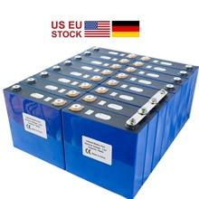 """כיתה 2020 חדש 16PCS 3.2V 120Ah ליתיום ברזל פוספט תא Lifepo4 סוללה שמש 24V 48V 176Ah לא 150Ah האיחוד האירופי ארה""""ב מס משלוח"""