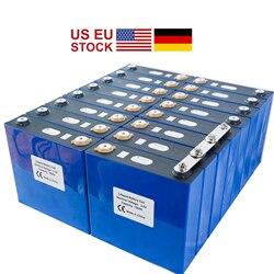 Grade A 2020 NEW 16PCS 3.2V 120Ah Lithium Iron Phosphate Cell Lifepo4 Battery Solar 24V 48V 176Ah Not 150Ah EU US TAX FREE