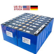 Grade A 2020 Nieuwe 16Pcs 3.2V 120Ah Lithium ijzerfosfaat Mobiele Lifepo4 Batterij Solar 24V 48V 176Ah Niet 150Ah Eu Ons Belasting Gratis
