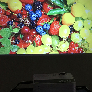 Image 5 - Ub10/ub10wifi (android 6.0) 2000lumens mini led tv cinema em casa projetor multimídia lcd proyector 3d beamer suporte hd 1080 p