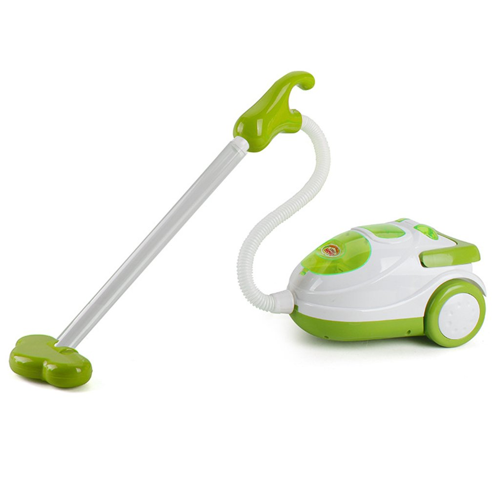 Funny Vacuum Cleaner Pretend Play Appliance Children Pretend Play Kitchen Toys Household Appliances Toys For Kids