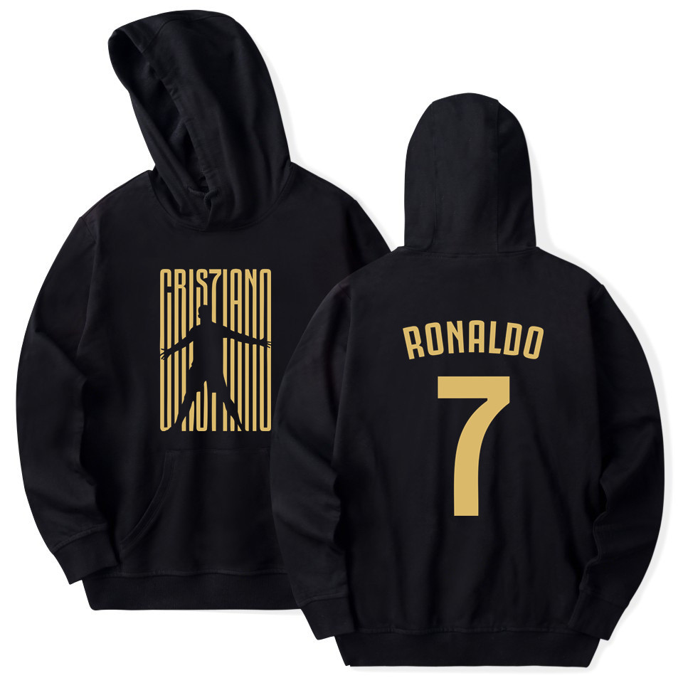 New Fashion Lover Hoodie Cristiano Ronaldo Hoodies Streetwear Men/women Autumn Winter Casual Hoodies Sweatshirts Pullovers Tops