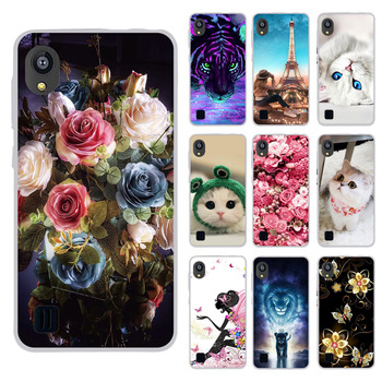 3D Print Cartoon Case For ZTE Blade L8 Slim Silicone Cover For ZTE Blade A3 A5 A7 2019 Phone Back Bumper Protection Case for zte blade a6 a6 lite cover ultra thin soft tpu silicone for zte blade a6 case girl patterned for zte blade a6 lite shell bag