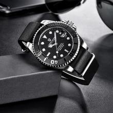 PAGANI Design Fashion Luxury Mechanical Wristwatch Stainless Steel Waterproof Watch