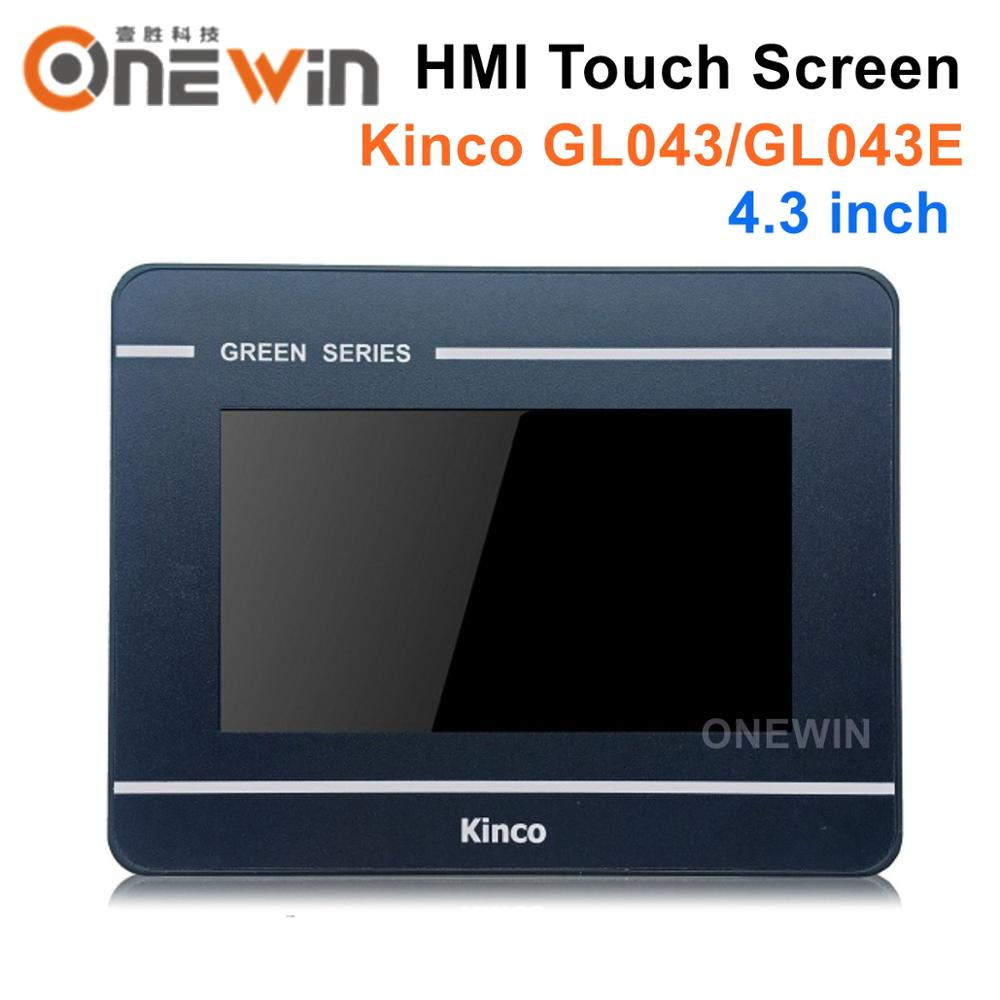 """Kinco ET070 7/"""" eView HMI LCD Touch Screen Panel Operator display New"""