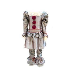 Image 4 - Kinderen Joker Pennywise Cosplay Kostuum Masker Stephen King Het Hoofdstuk Twee 2 Horror Clown Halloween Party Aanbod