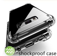 Four-corner airbag anti-fall Fitted Case For Samsung S8 samsung s7 case a10 a40 galaxy s10