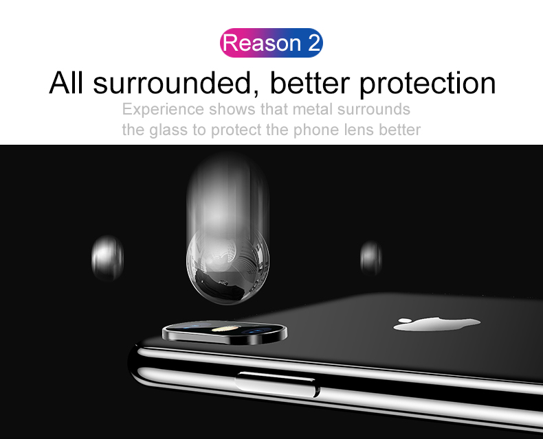 Back Camera Lens Protector Protective glass For iphone 11 x xr xs max Tempered Glass flim protection glass on iphone 11 Pro MAX H2c7a3b998873423399c37e00bbefcee1d