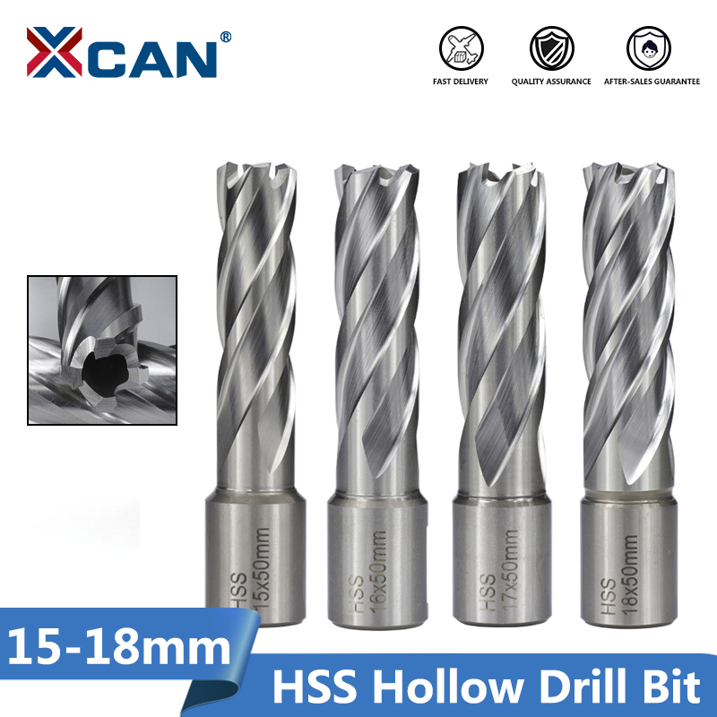 "32mm x 1/"" Annular Cutter Universal Hole Cutter Mag Drill High Speed Steel"
