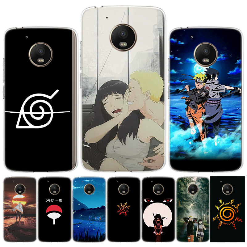 Hokage Naruto Kakashi Phone Case For Motorola Moto G8 G7power G6 G5S G5 E6 E5 E4plus Play G4 One Action X4 EU Cover