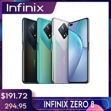 Infinix Zero 8 Global Version 128G 8G RAM Octa Core 4 90 Hz 6.8