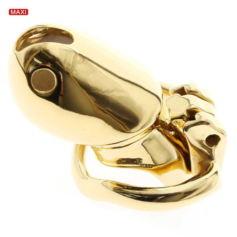 złote pierścienie dla penisa