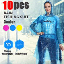 Portable Disposable Raincoat  Adult Emergency Waterproof Cover Rain Mountain Climbing Outdoor Raincoat For Flood Prevention