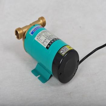 цена на Hot Water Heater Force Lift Pump Running Water Pipeline Fish Tank Water Circulation  copper water  PUMP 15WG-10