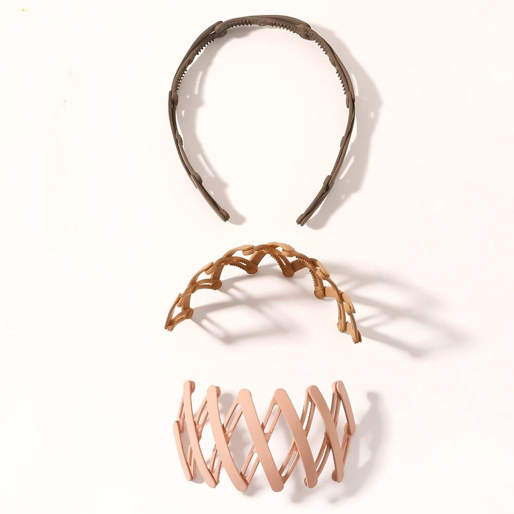 Retractable Pocket Hair Band