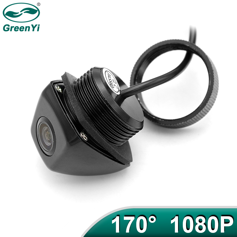 GreenYi 170 Degree AHD 1920x1080P Special Vehicle Rear View Camera for BMW 1 2 3 4 5 6 7 Series X3 X5 X6 E53 E70 E71 E72 E83 Car