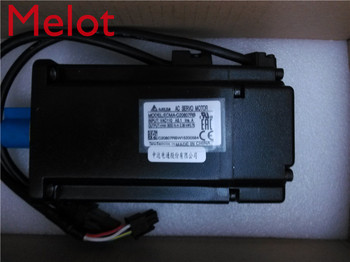 цена на 80mm 220v 750w 2.39NM 3000rpm 17bit ASD-B2-0721-B+ECMA-C20807RS Delta  AC servo motor&drive kit&3m cable