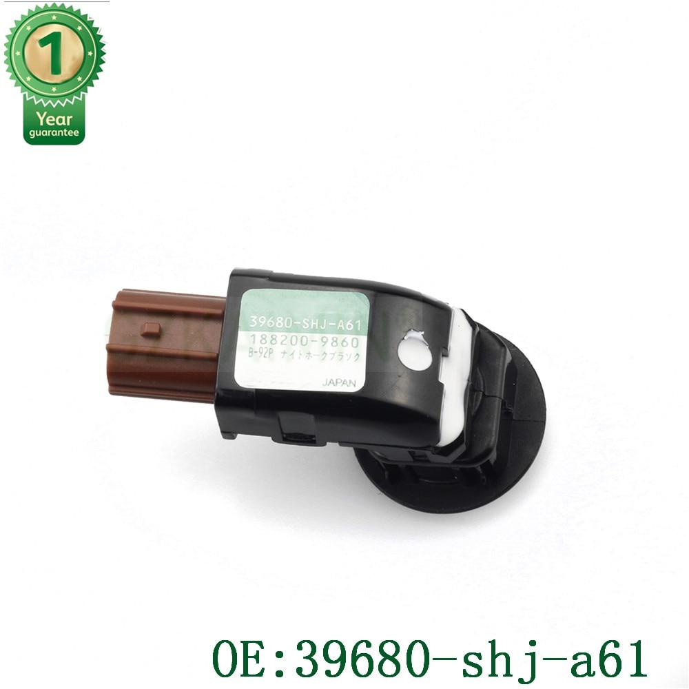 1x NEW Parking Sensors 39680 SHJ A61  for Honda CRV  Black  white  silver  Auto Sensors Ultrasonic Sensor Car Sensor 39680SHJA61 parking sensor auto sensor car sensor - title=