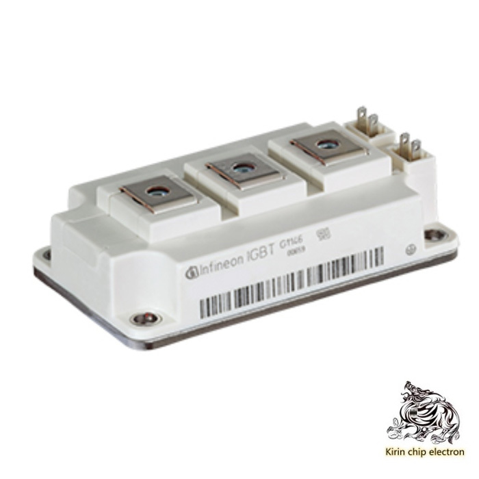 1PCS/LOT New Ff200r12kt3200v200a Module Frequency Conversion Drive Half Bridge Double Switch