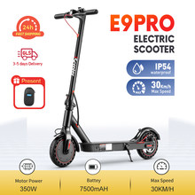 2021 8.5 inch Electric Scooter Adult Electric Kick Scooters Foldable Smart Mini Scooter Folding 7.5Ah 30KM/H Patinete Electrico