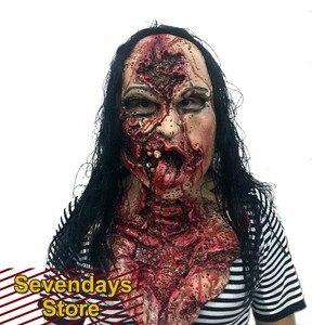 Halloween Horror Mask Zombie M