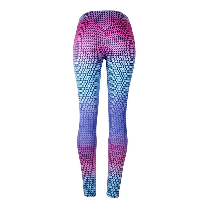 Newly Women Anti-Cellulite Compression Slim Leggings Gym Running Sport Pants IR-ing