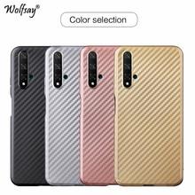 For Huawei Nova 5T Case Luxury Silicone Soft TPU Slim Phone Bumper For Huawei Nova 5T Protective Cover For Huawei Nova 5T Fundas