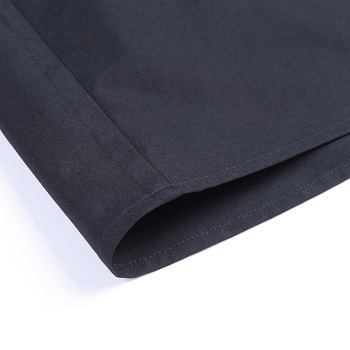 Ladies Lantern Sleeve Elegant Blouse Shirt Women White Black Casual Button Vintage Turn Down Collar Office Lady Shirt Female 6
