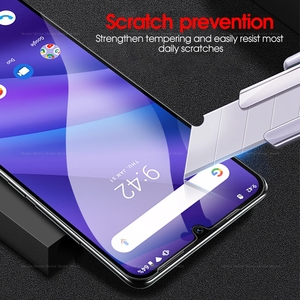 Image 5 - Tempered Glass For UMIDIGI A5 Pro Global Version Protective Front Film Screen Protector for UMIDIGI F1 A5 A 5 Pro 6.3inch Glass