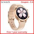 Оригинальные часы Ticwatch C2 <font><b>Smartwatch</b></font> Wear OS от Google Встроенный gps монитор сердечного ритма фитнес-трекер Google Pay бесплатный подарок-ремешок
