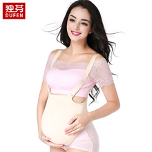 Silicone Cloth Bag Belly Fake Pretty Belly for Crossdresser Halloween Toy  False  Pregnant and  Actor
