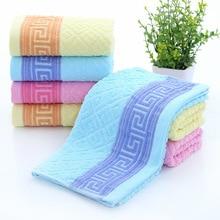 Bath Towel Face Towel 100% Cotton Soft Cotton Beauty Towel B