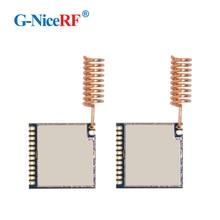 2 unids/lote alta sensibilidad de recepción ( 121 dBm) Si4463 incrustado 868MHz FSK Módulo de radiofrecuencia RF4463PRO para receptor de control remoto