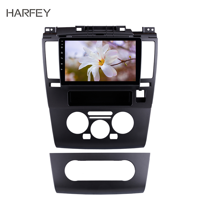 Harfey HD Car Android 8.1 Auto Radio 2Din GPS Navi Stereo 9 For Nissan Tiida 2005 2006 2007-2010 with Bluetooth AUX Wifi 1+16GB image