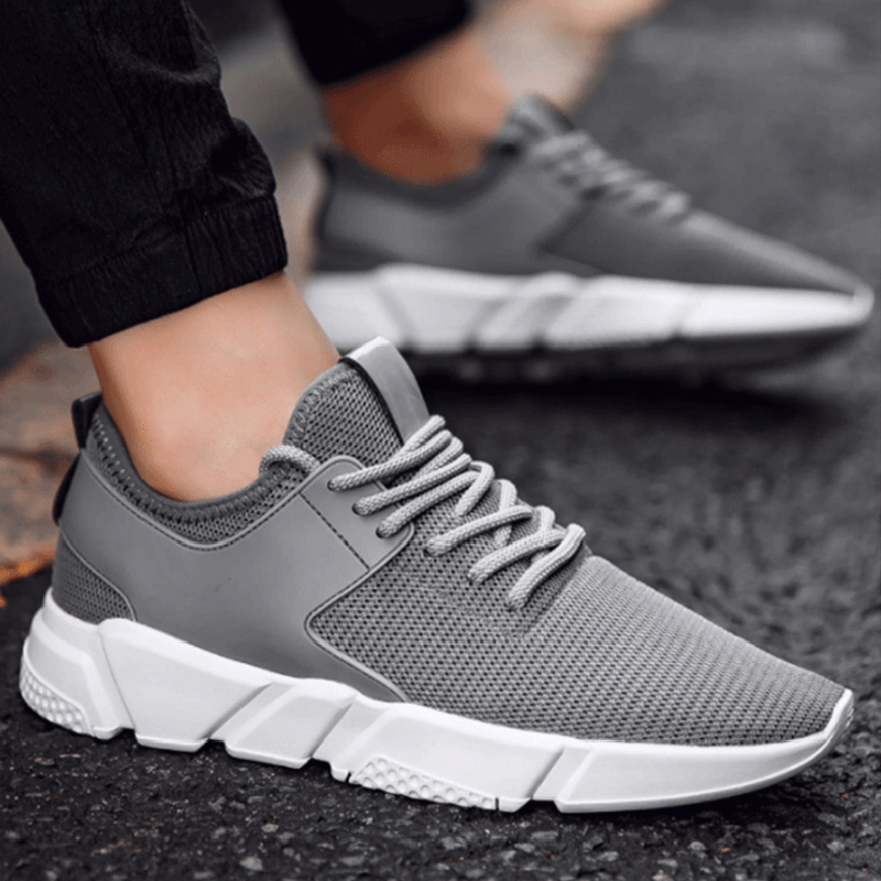 Spring Men Casual Shoes Fashion Sneakers Men Shoes Comfort Casual Sneaker Men Footwear Trainers Male Shoes Adult True Sneakers