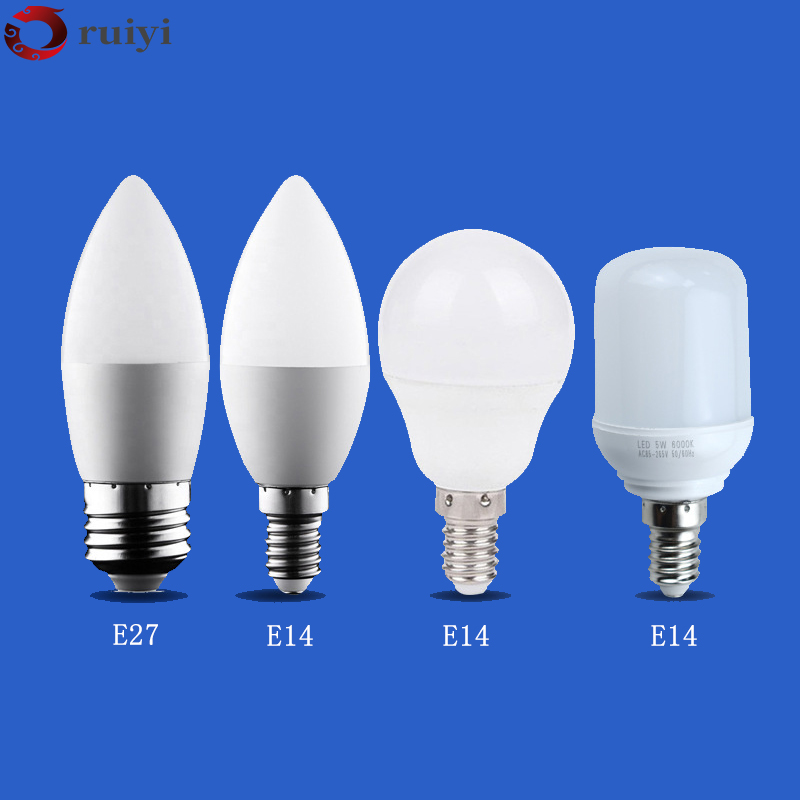 e27 led bulb 220v lamp e14 leds b22 lampada b15 luminaria e12 lamps smd2835 light 3w focos 5w lamparas 9w lampara candles leds