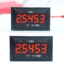 Dc 0-50.000ma (50ma) amperímetro digital 5 dígitos bit atual medidor painel calibre 0.36