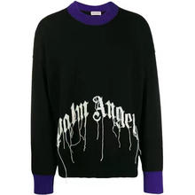 Palm Angels NEW Sweaters Men Women Streetwear Winter Xxxtentacion Stranger Things Skateboard Palm Angels Cashmere Sweater palm angels головной убор
