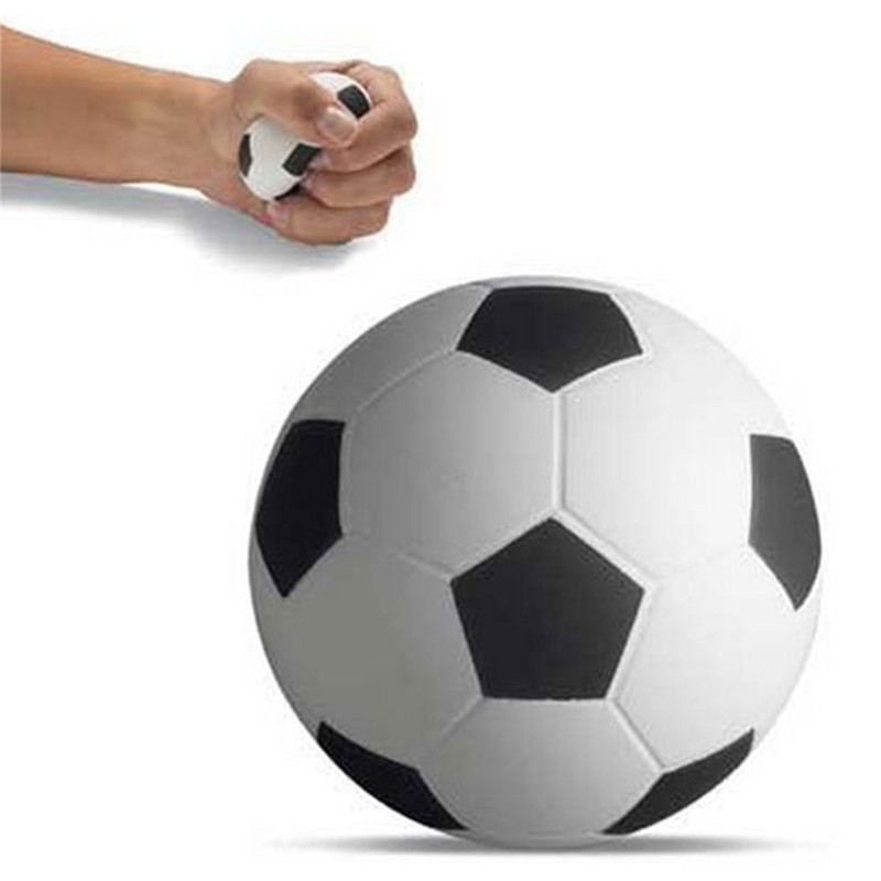 Kids Soccer Ball Anti Stress Toy Squishy Slow Rising Football Funny Toys Squeeze Toy Stress Relief For Children Venting Football