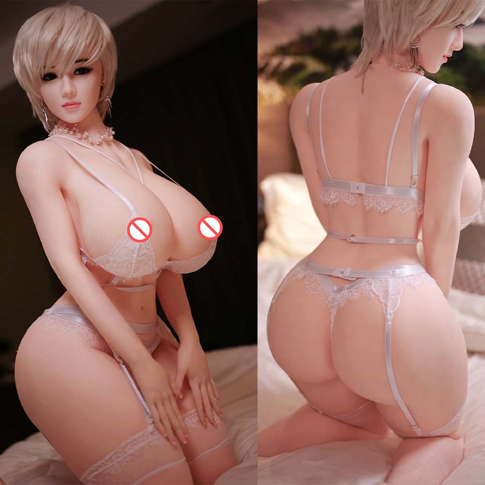 New 159cm fat body Super big boobs big buttlocks ass <font><b>silicone</b></font> <font><b>sex</b></font> <font><b>doll</b></font> for man adult <font><b>sex</b></font> toys 3 openings image