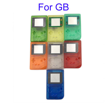 15pcs For Game Boy Classic Game Replacement Case Plastic Shell Cover for Nintendo GB Console housing For GB Case