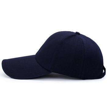 Unisex Fashion Baseball Cap Men Women Light Board Solid Color Snapback Hat Hip-Hop Adjustable Sports Cap Outdoor Climbing Hats 8